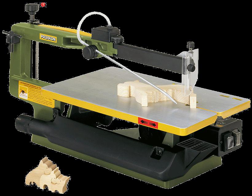 PROXXON 桌上型雙速曲線鋸機