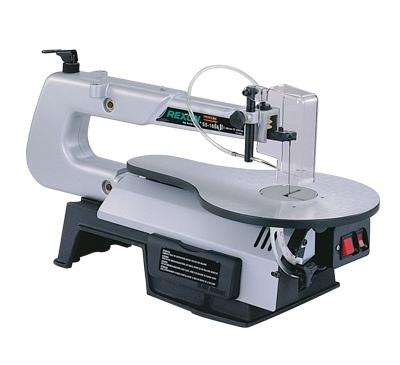 REXON 桌上型16吋雙速曲線鋸機1/10HP(約75W)