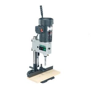 REXON 桌上型1/2吋木工角槽機1/2HP(約373W)