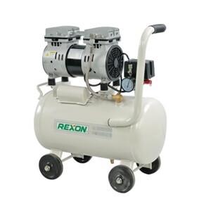 小型24L無油式靜音空壓機2.0HP(約1,491W)