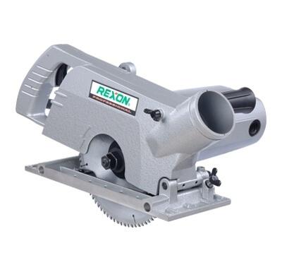 REXON 手提式木工圓鋸機(有集塵口)1,500W