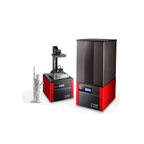 光固化3D印表機 (nobel 1.0A)