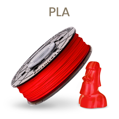 XYZ Printing PLA耗材/600g (紅色)