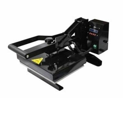 桌上型平面棉布熱轉印機