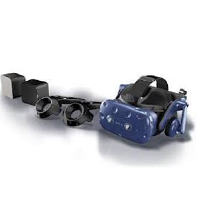 HTC VIVE Pro虛擬實境頭戴裝置-一級玩家版(PC-VR)