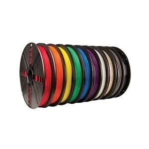PLA線材 Φ1.75mm,1kg/捲,紅色 (DL)