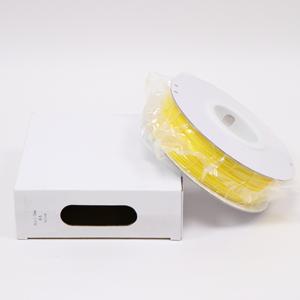 PLA線材 Φ1.75mm,1kg/捲,黃色