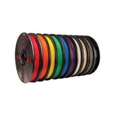 ABS線材 Φ1.75mm,1kg/捲,紅色 (DL)