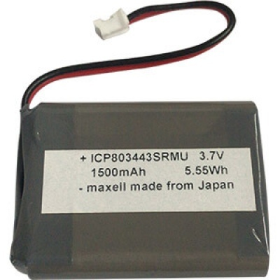 mBot 專用鋰電池(日本製蕊心1500mAh 3.7V)