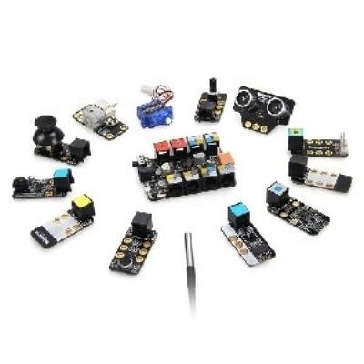 Makeblock 發明家電控教具盒(含主控板及13個模組)