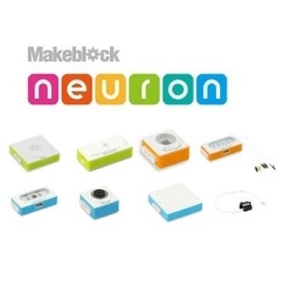 Makeblock Neuron神經元磁吸電控套件-智造家(8模組)
