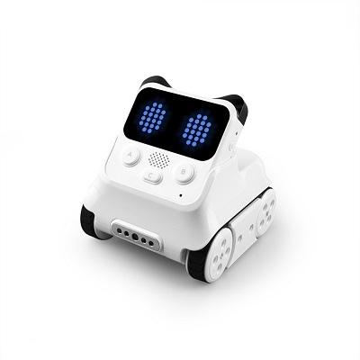 Codey Rocky程小奔編程智慧機器人(含藍牙適配器)