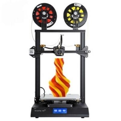 DIY大成型高精度雙色3D印表機 CR-X