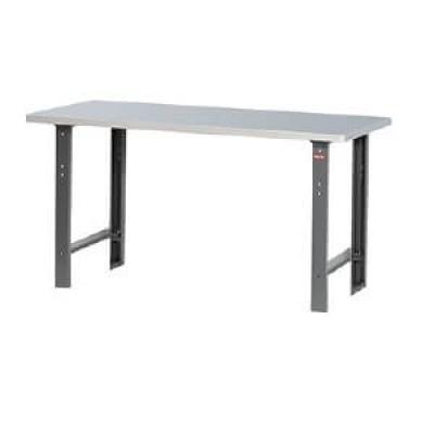 輕型工作桌5尺W150xD75xH80cm,高壓耐磨美耐板