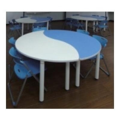太極桌5尺W150xD90xH74cm(一張)