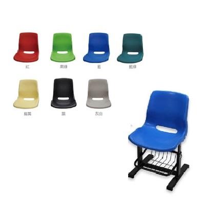 升降課椅 W45*D50*H72-87cm(可調整高度)/一張