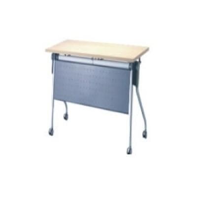 可掀式活動長方桌3.3尺W100XD60xH74cm