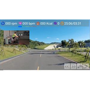 AR飛輪實境軟體-團隊競賽授權版(兩台車)